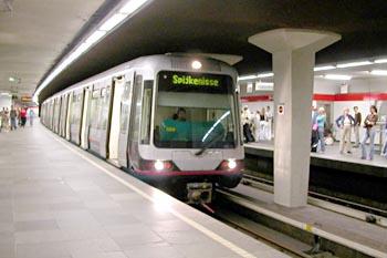 metro zuidplein rotterdam