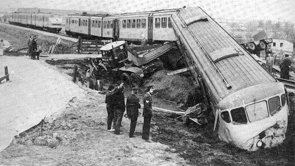 trein ongeval italie