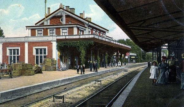 voormalige koninklijke villa