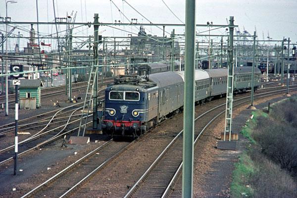 trein dresden praag
