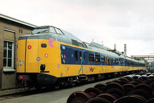 lego trein rijdt niet