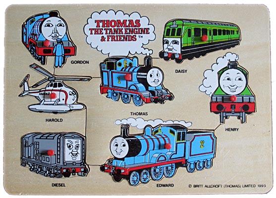 gordon thomas de trein