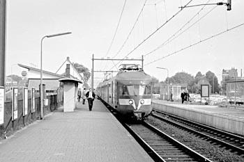 Ongebruikt Langs de rails BZ-34